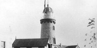 Leuchtturm - Denkmal für den Traum vom Hafen