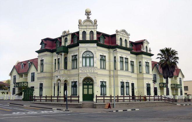 Hohenzollernhaus Swakopmund