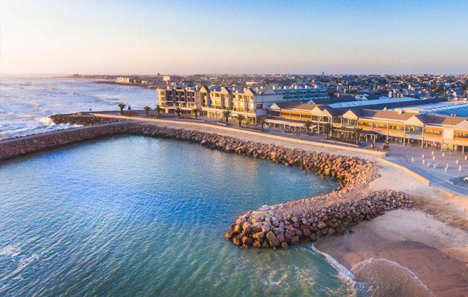 """Marina """"Platz am Meer"""" Swakopmund"""