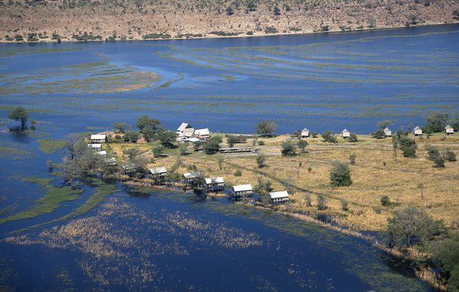 Chobe River Campsite
