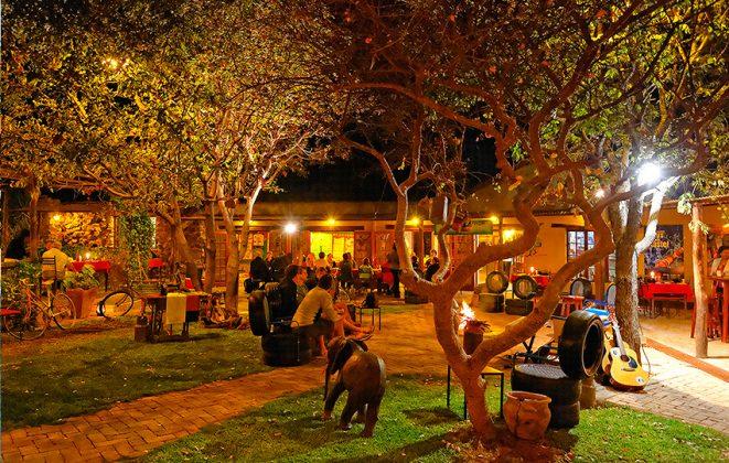 Etosha Safari Camp