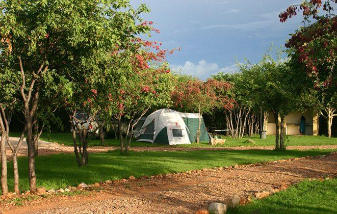 Etosha Safari Campsite
