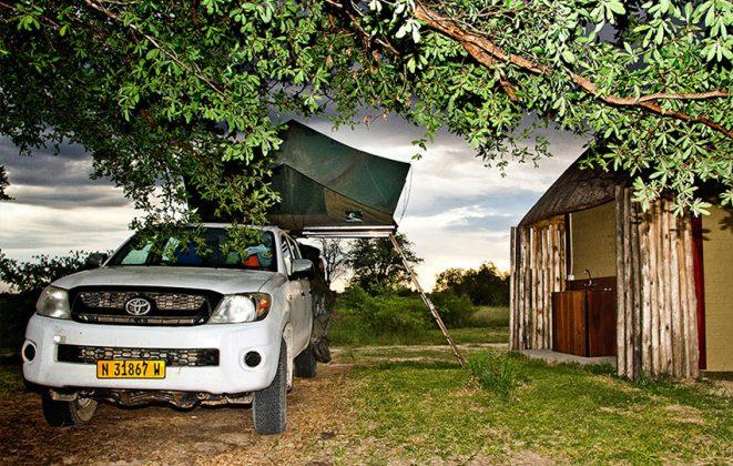 Hakusembe Campsite