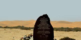 Hereros und Namas gedenken ihrer Ahnen