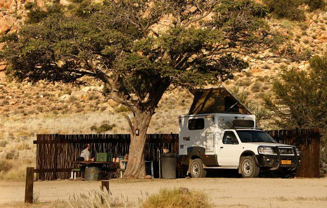 Klein-Aus Vista Campsite