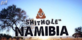 Steilvorlage Trumps bringt Namibia auf die Weltkarte