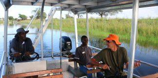 Vogelzählung Chobe River Camp