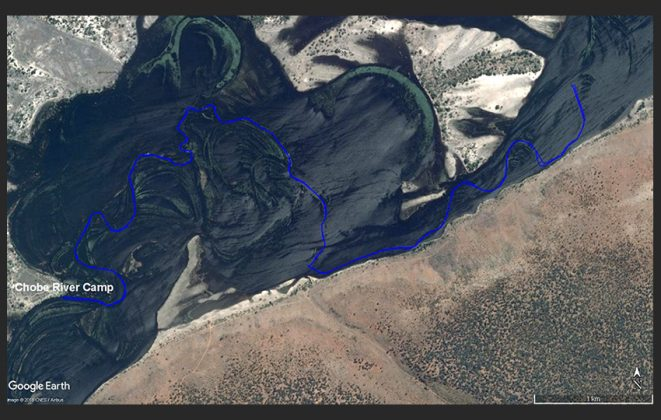 Google Earth Chob_MET Directorate Scientific Services