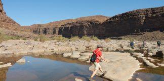 Canyon Klipspringer Trail
