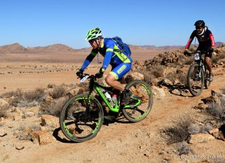 Klein-Aus Vista Mountainbike Challenge