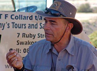 Tommy Collard Wüstentouren