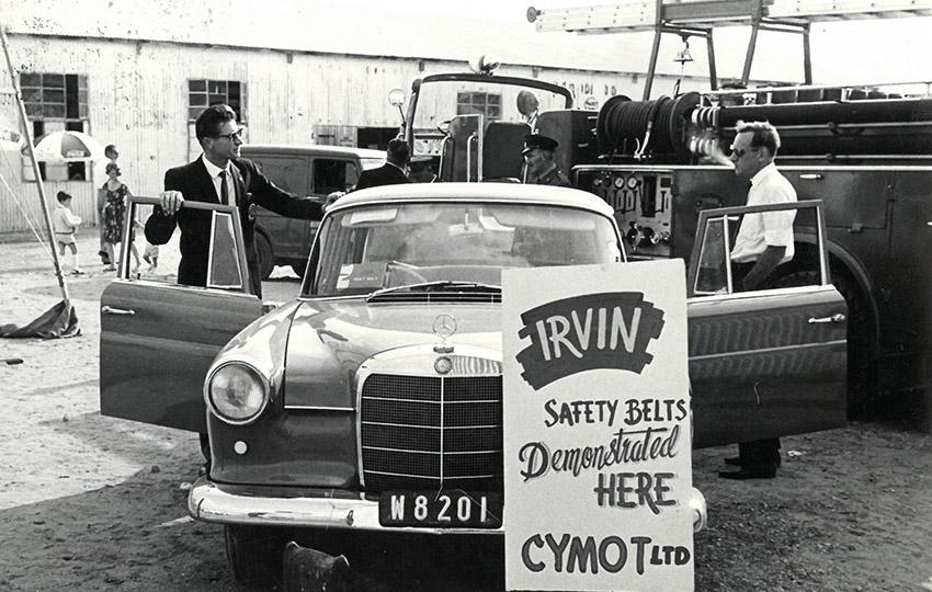 Cymot car