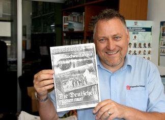 """Spiegel 70 Jahre """"Die Deutschen müssen raus"""" kopie Spiegel Titel Stefan Fischer AZ"""