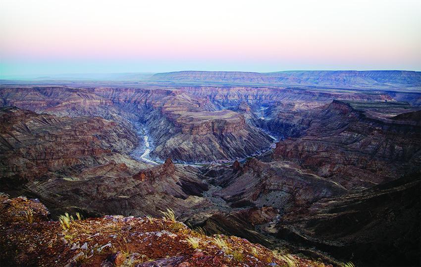 Fischfluss Canyon
