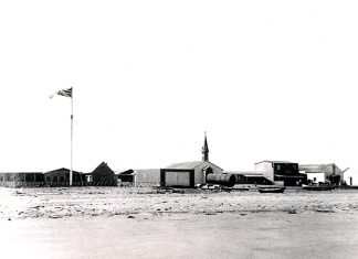 Walvis Bay ca. 1880