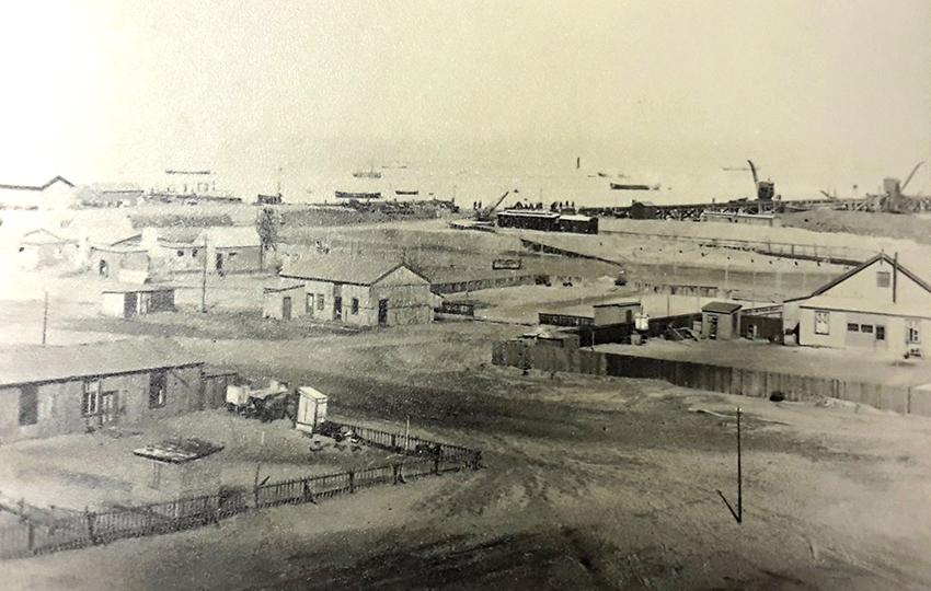 Walvis Bay 1918