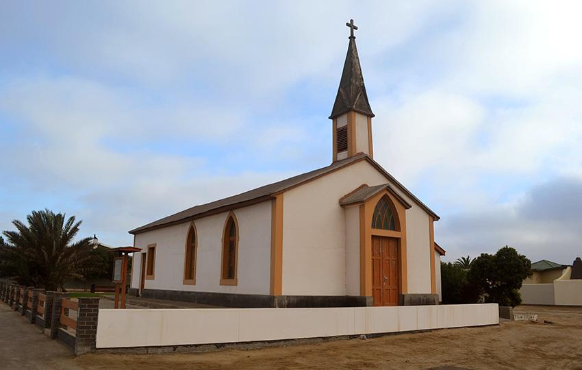 Walvis Bay Rheinische Missionskirche