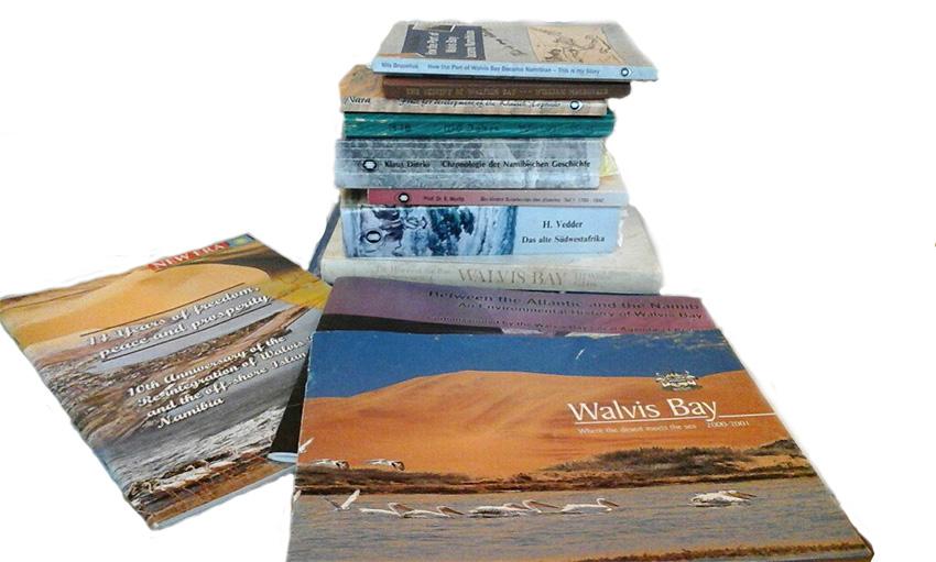 Walvis Bay Literatur