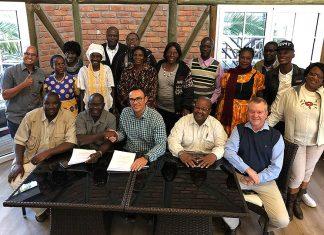 Gondwana - King Nehale Hegegebiet Joint Venture