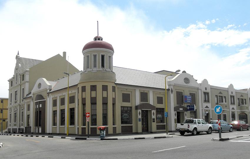 Bismarck Zentrum Swakopmund