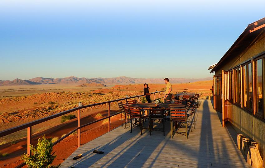 Namib Dune Star Camp