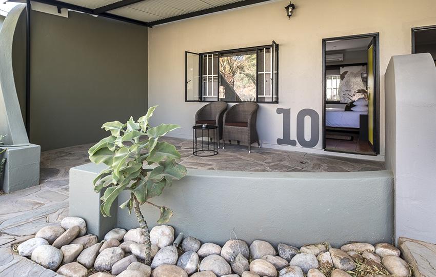 Namib Desert Lodge Bungalow