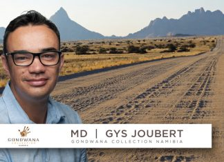 Gys Joubert Gondwana Collection Namibia