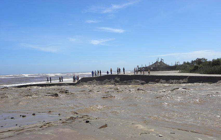 Swakoprivier März 2011
