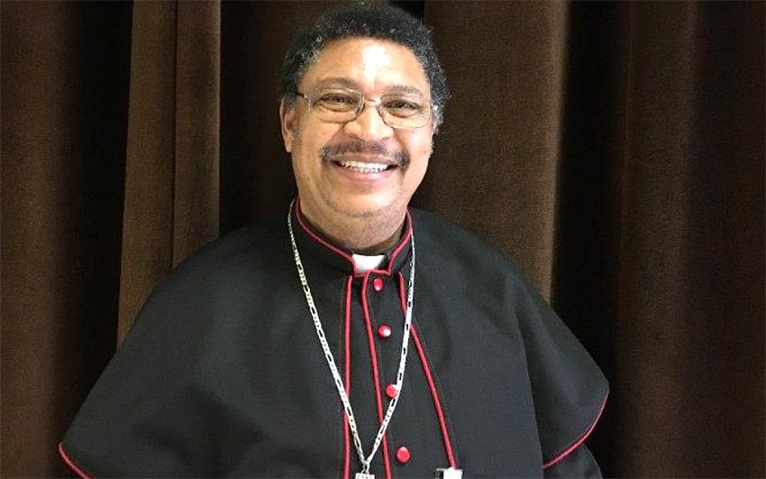Namibia, Bischof Willem Christiaans