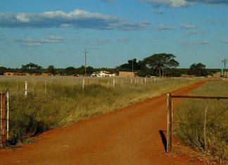 Wiederansiedlungsfarm Uitkomst, Namibia