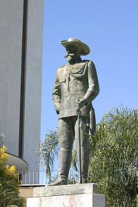 Curt von Francois Statue, Windhoek