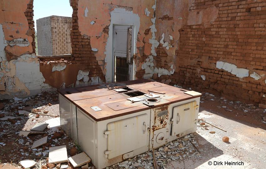 Schulküche von Kub