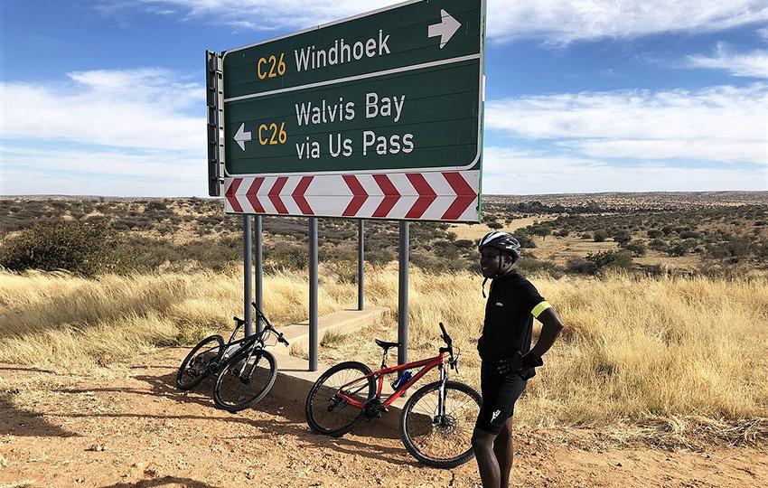 Desert Dash Windhoek-Swakopmund