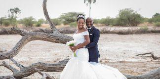 Owambo-Hochzeit Namibia