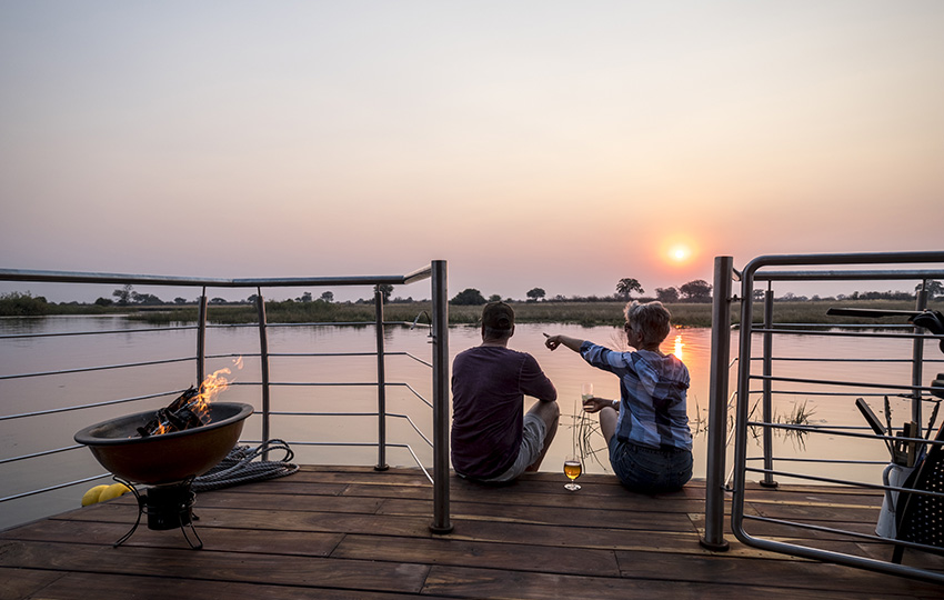 Namushasha River Villa Sambesi-Region