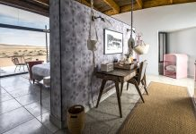 The Desert Grace, Lodge, Namibia
