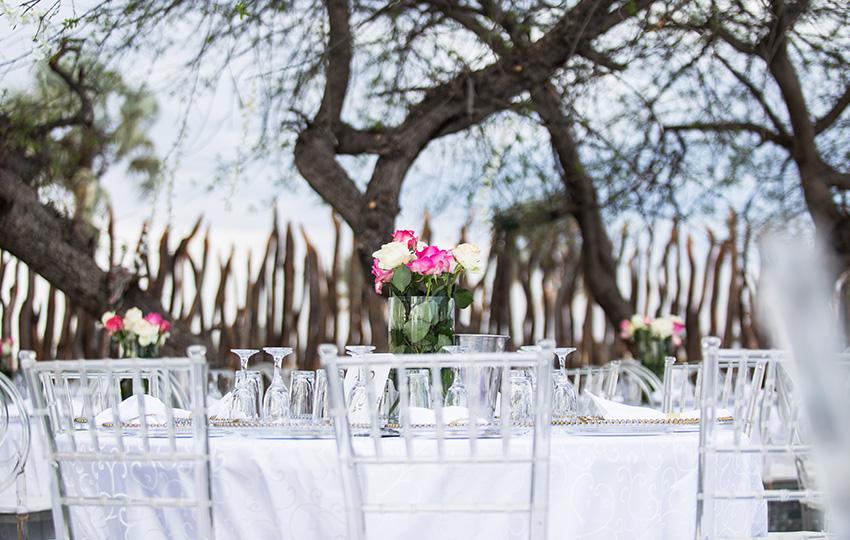 Ovambo-Hochzeit Tradition und Moderne