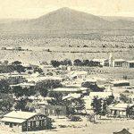 Windhoek aus nördlicher Richtung