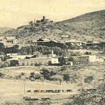 Windhoek aus südlicher Richtung