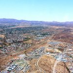 Windhoek Luftaufnahme