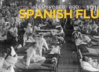 Spanische Grippe 100 Jahre