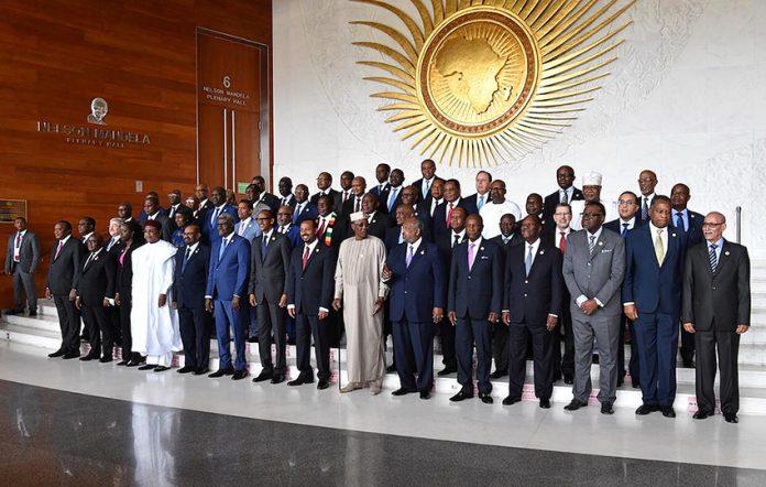 AU Gipfel Addis Abeba