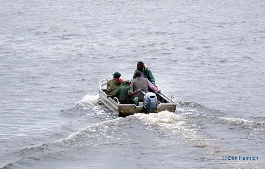 Fischwächter Sambesi