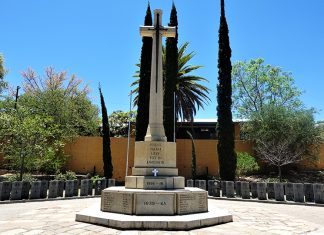 Erster Weltkrieg Namibia