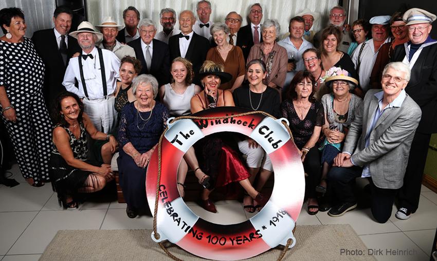 Mitglieder des Windhoek Club