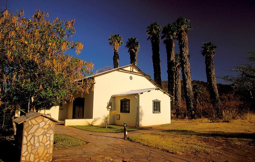 Gästefarm Ghaub Namibia