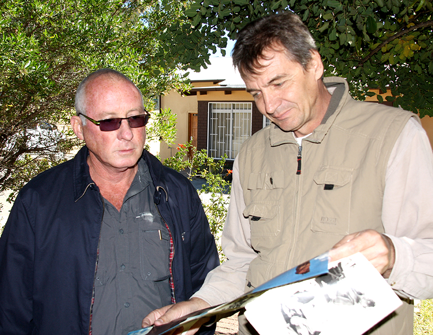 Rodney Lichtmann, Mannfred Goldbeck 2011