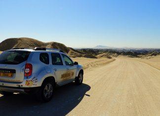 Unterwegs auf Namibias Straßen