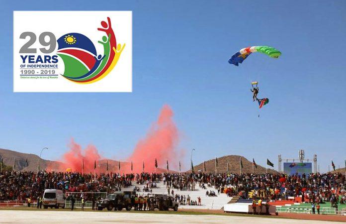 Namibia 29. Unabhängigkeitstag