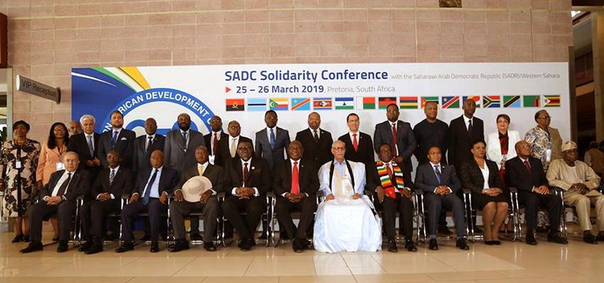 Solidaritätskonferenz Westsahara